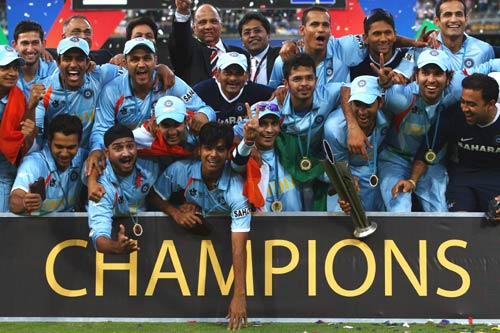 Twenty20 World Cup Champions 2007